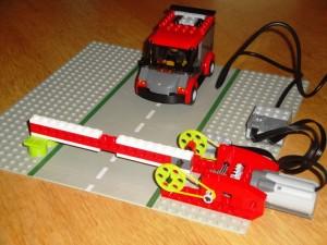 Lego Wedo Slagboom 01