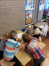 De eerste week op school0101