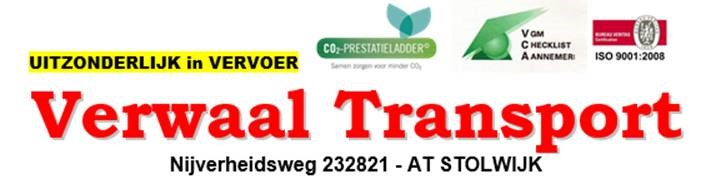 Sponsor Verwaal Transport