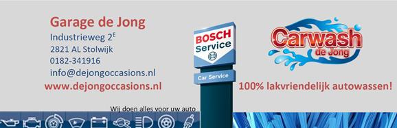 Sponsor Garage de Jong